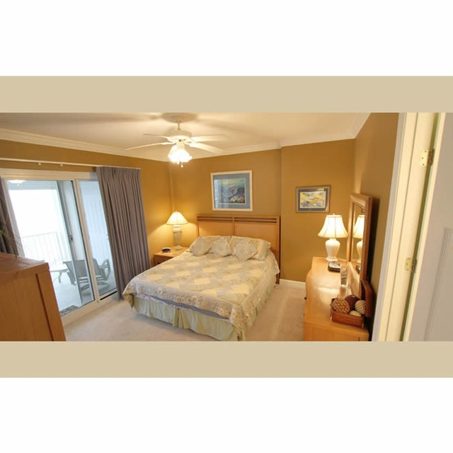The master bedroom has a king bed at the Regency Isle condo in Orange Beach condo! www.CondoRentalOrangeBeach.com beach vacation orangebeach gulfshores