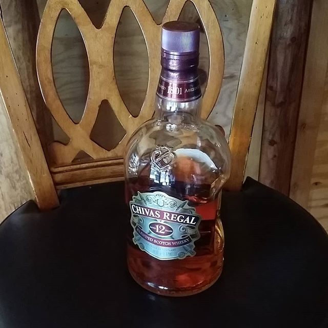 Wife: Have you packed everything you need for Orange Beach?  Me:  Yes sweetie, I sure have.  #orangebeach #gulfshores #chivasregal