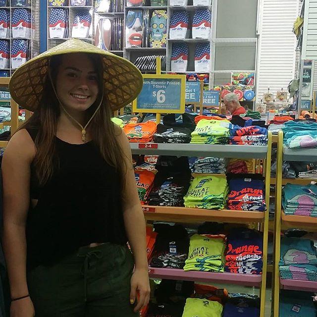 What would a trip to Orange Beach be without heading to the souvenir shop? #orangebeach #orangebeachcondo #gulfshores #alvinsisland #surfstyle
